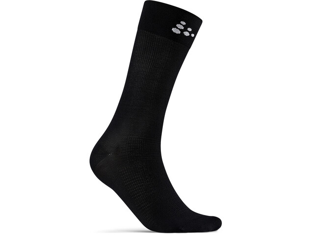 Craft Core Endure Bike Socks, black/white